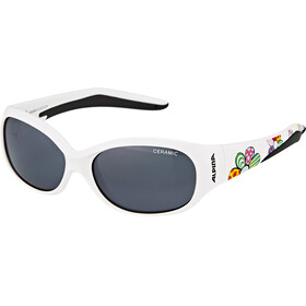 Alpina Flexxy Kids Bike Glasses Children white